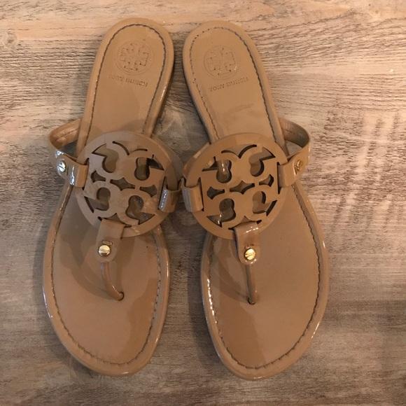 79ef85311d112 M 5b3a9f26baebf62e6d66444a. Other Shoes you may like.   New. Tory Burch  Flip Flops.